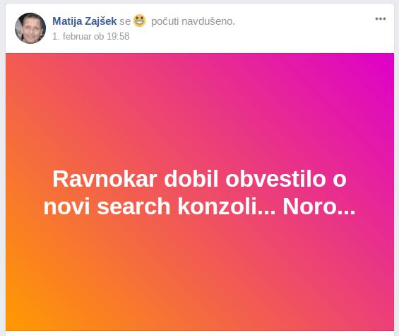 facebook objave