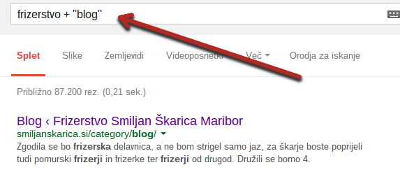 frizerstvo blog
