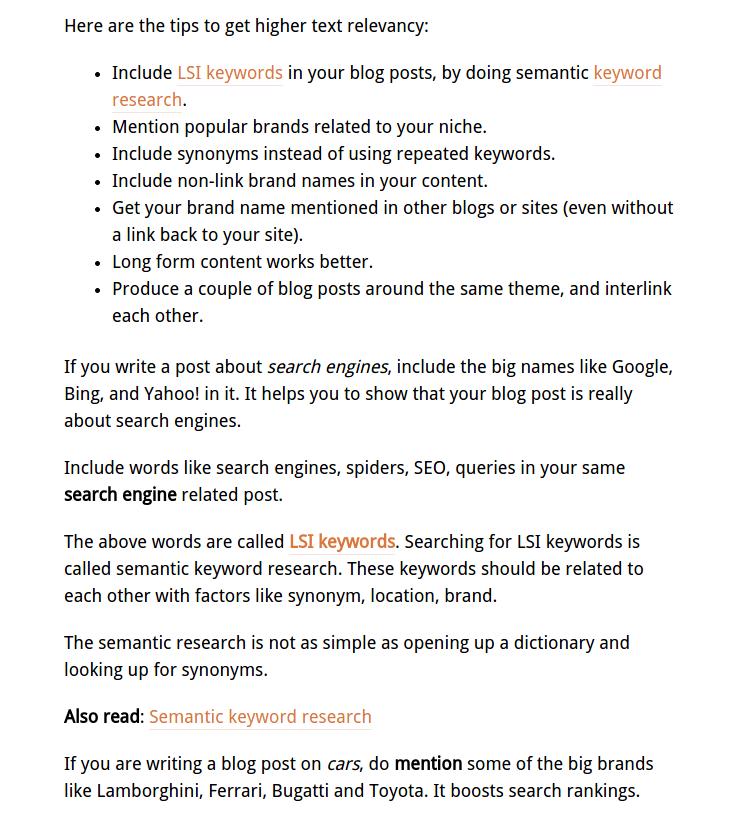 goblogging tips