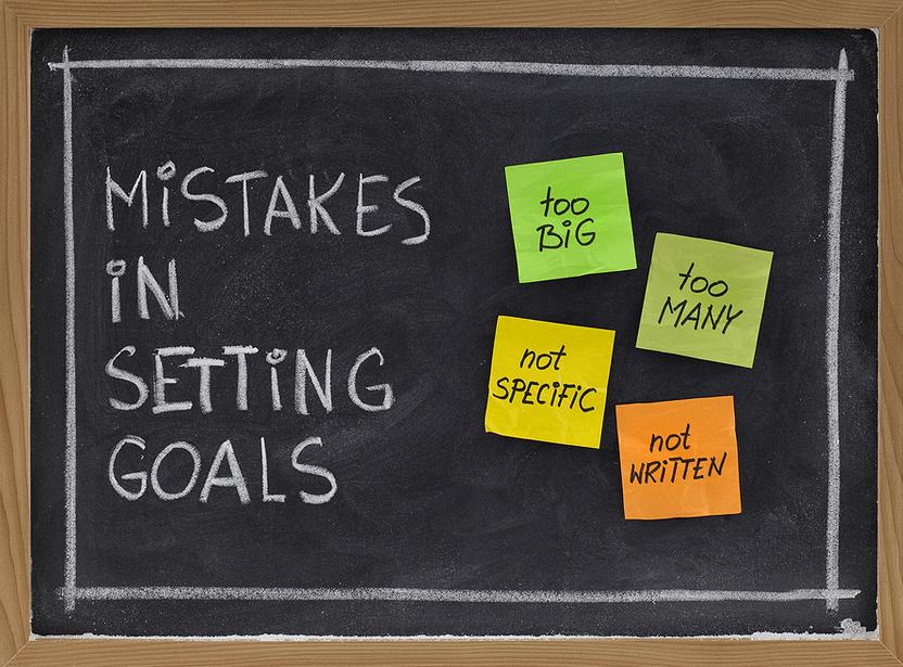 kako si postaviti cilje