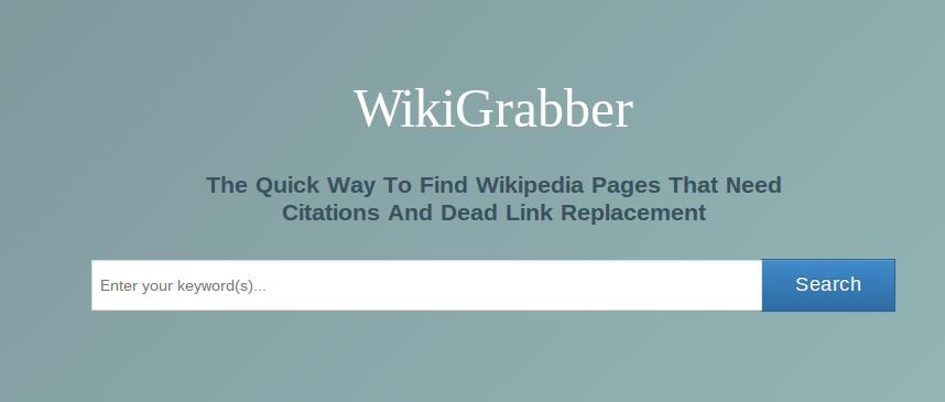 wikigrabber