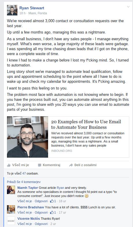 spletna optimizacija nasveti