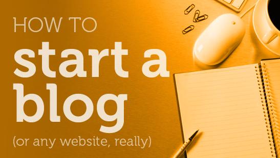 Kako začeti pisati blog – brez finančnega vložka [POSODOBLJENA VSEBINA 2020]