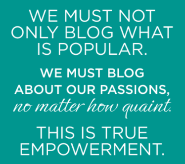 kako blogati