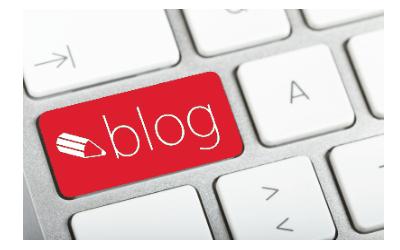 kako pisati svoj blog