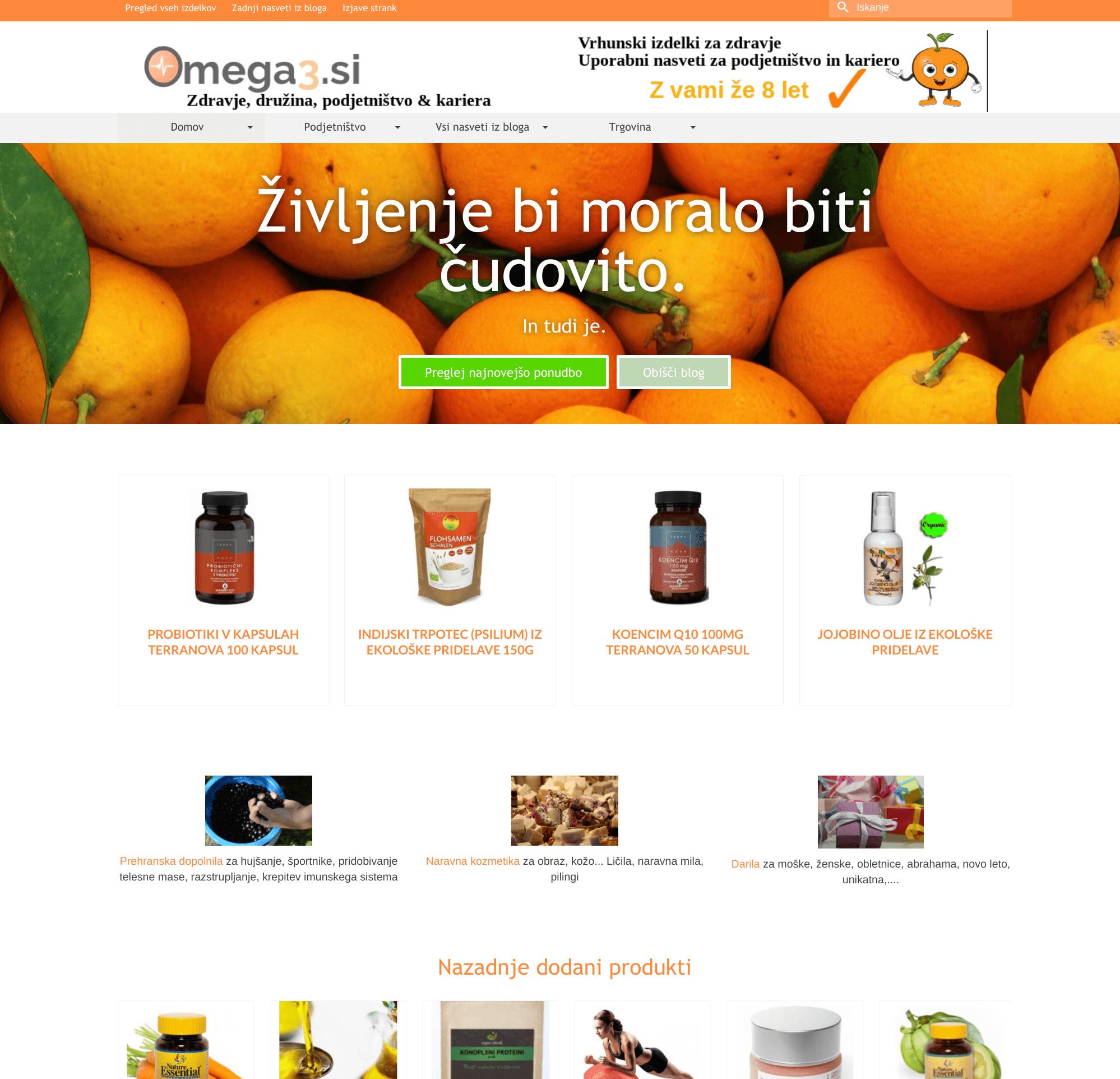 spletna prodaja affiliate