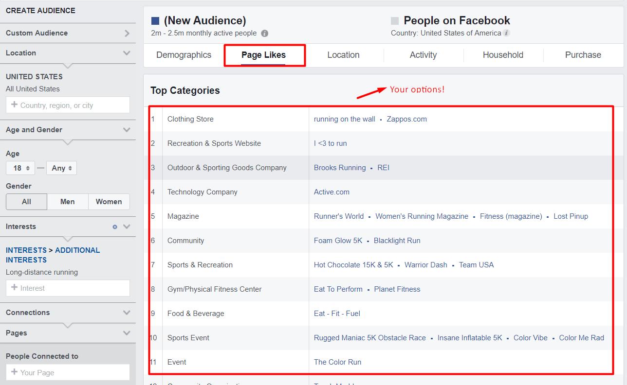 facebook placljivo oglasevanje