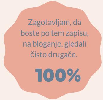 oglaševanje z blogom