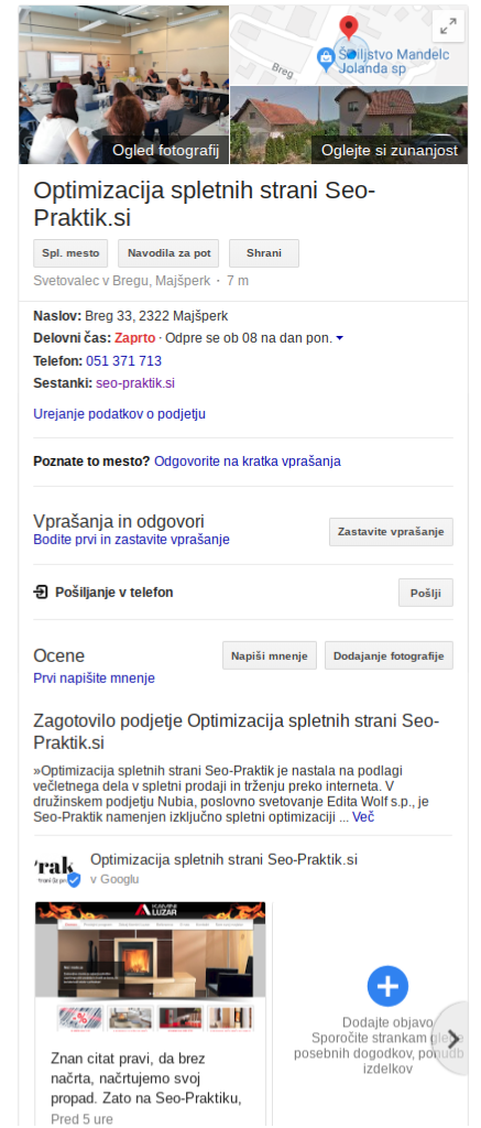strategija internet marketinga seo praktik