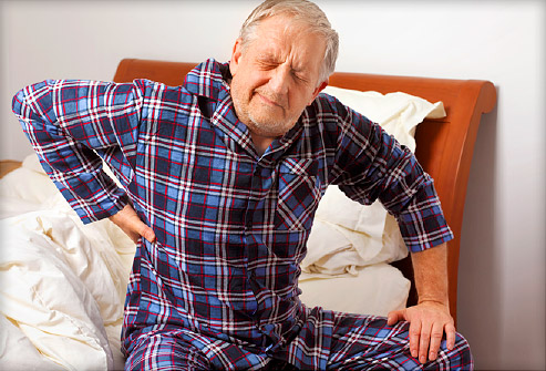 bolecine v hrbtenici - vzrok artritis